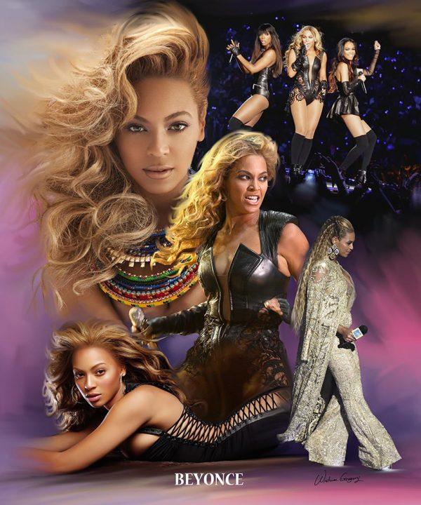 Beyonce - B-3146 - Wishum Gregory