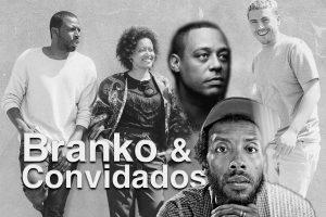 Branko & Convidados (Cachupa Psicadélica, Dino D' Santiago, Carlão e Sara Tavares)