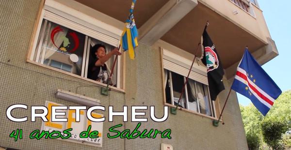 Cretcheu - 41 Anos de Sabura