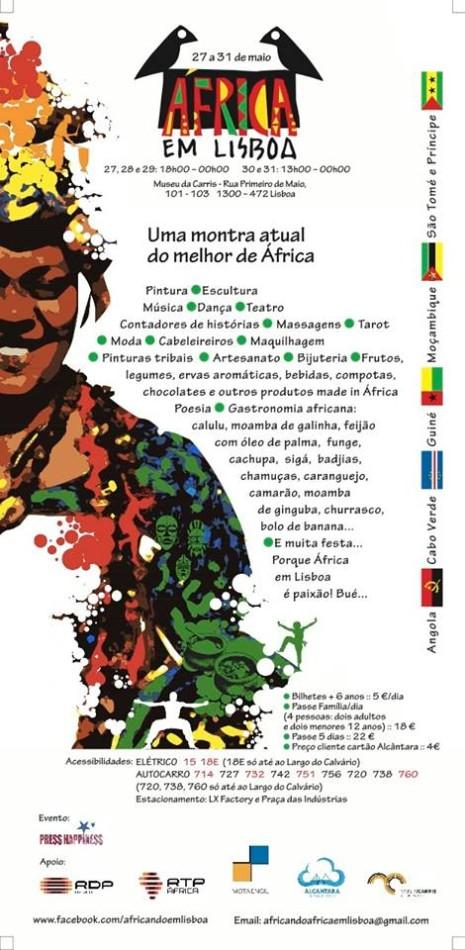 Festival África em Lisboa