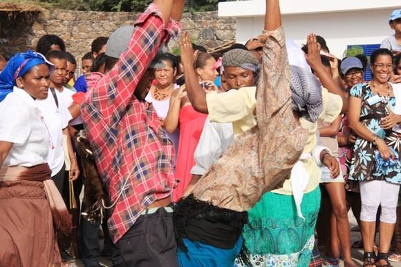 Formas Musicais em Cabo Verde - Kolá San Jon
