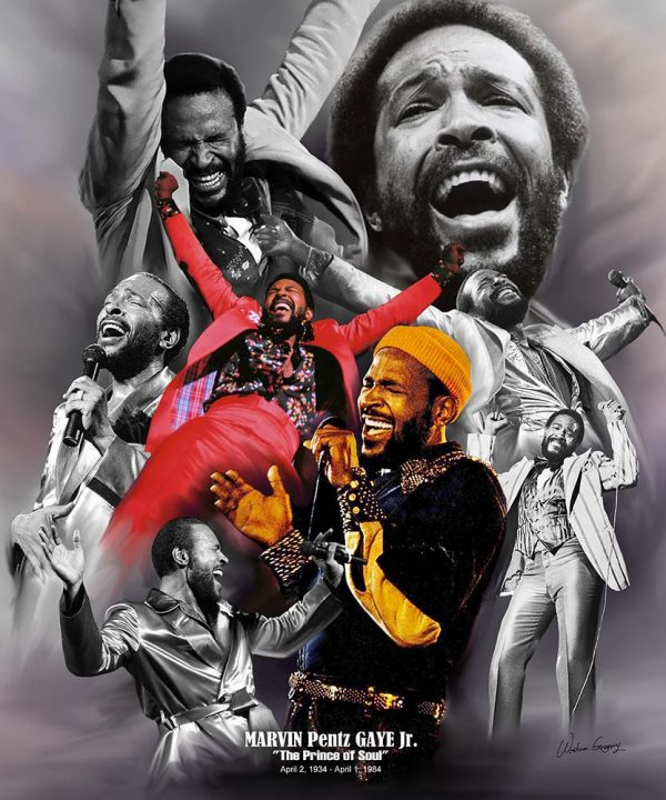 Marvin-Gaye -B-4135 - Wishum Gregory