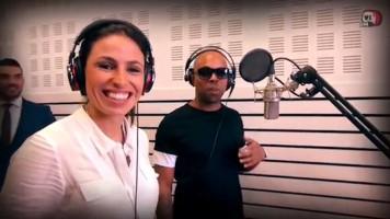 Nelson Freitas canta na RFM