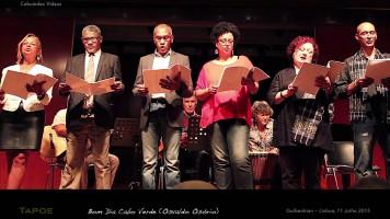 Tapoe Grupo Poesia - Bom dia Cabo Verde