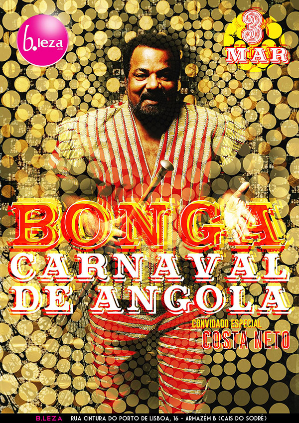 Bonga - Carnaval de Angola