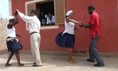 Formas Musicais em Cabo Verde - Dança Funaná