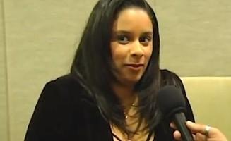 Dina Medina em entrevista