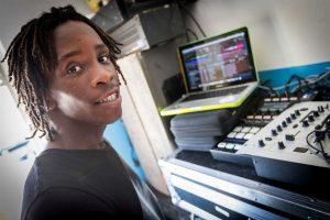 DJ Firmeza | JORGE AMARAL / GLOBAL IMAGENS