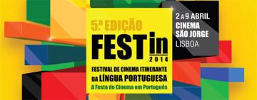 5ª edição do Festival de Cinema Itinerante da Língua Portuguesa (FESTin)