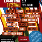 Conexão Lusófona, O Festival (2013)