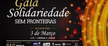 Gala Solidariedade Sem Fronteiras 3 março