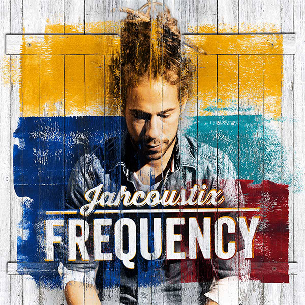 Capa do álbum Frequency de Jahcoustix