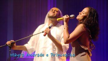 Mayra Andrade e Princezito