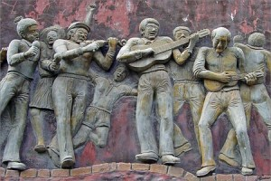 Músicos - Cabo Verde, Mindelo