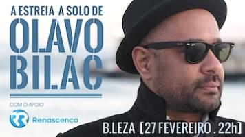 Olavo Bilac no Bleza a solo