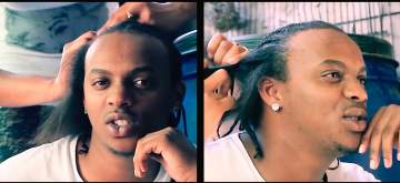 rapper crioulo Loreta KBA