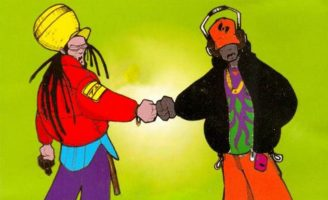 Reggae meets Hip-Hop