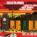 Rub a Dub Club #6 – 14 Março em Lisboa