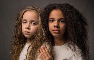 Gémeas Marcia e Millie Biggs - Edição Especial Racismo da National Geographic