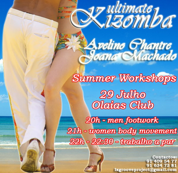 Ultimate Kizomba - Summer Workshops